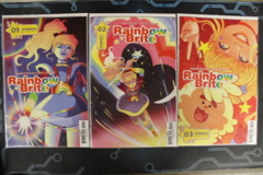 Rainbow Brite - Issues # 1A, 2A, 3A (2018)