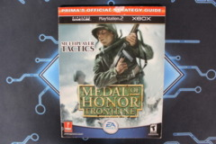 Medal of Honor: Frontline Prima Official Strategy Guide, Multiplayer Tactics (Nintendo Gamecube, PS2, Xbox)