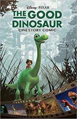 Disney Pixar The Good Dinosaur Cinestory Comic