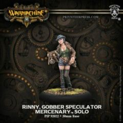 Rinny, Gobber Speculator - Exclusive Figure