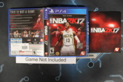 NBA 2K17 - Case