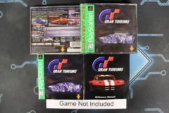 Gran Turismo (Greatest Hits) - Case