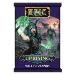 Uprising - Will of Zannos