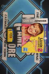 Lizzie Mcguire 2: Lizzie Diaries (With Manual)