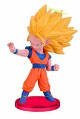 Dragon Ball Z World - vs Buu Collectible Figure - Goku