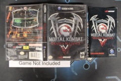 Mortal Kombat: Deadly Alliance - Case