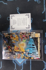 Break-Thru #1 Signed by George Perez with Certificate (801/2,500)
