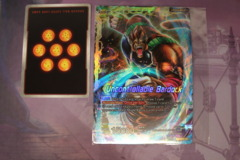 DBS TCG Colossal Warfare Oversized Jumbo Buy a Box Leader, Bardock