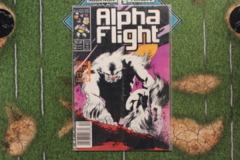 Alpha Flight #45 (1983, 1st Series)