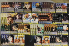 Mono Yellow Eren / Armin Deck with Extras (English)