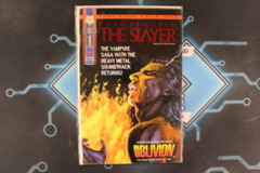 Cold Blooded the Slayer #1