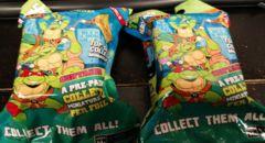 2 Packs Teenage Mutant Ninja Turtles HeroClix: Heroes in a Half Shell - Booster Pack