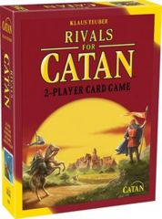 Rivals for Catan - 2 Player Card Game