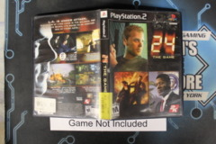 24 The Game - Case