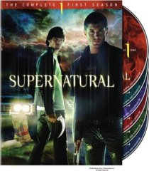Supernatural (2005): The Complete 1st Season