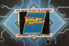 Back to the Future Manual