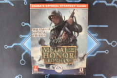 Medal of Honor: Frontline Prima Official Strategy Guide, Advanced Combat Tactics (Nintendo Gamecube, PS2, Xbox)