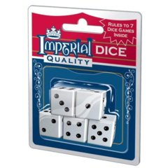 Playmonster Imperial Quality Dice 5 pack