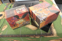 Complete Guildpact Fat Pack - Empty Storage Boxes
