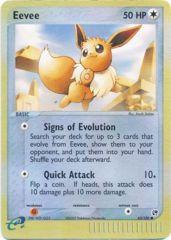 Eevee - 63/100 - Common - Reverse Holo
