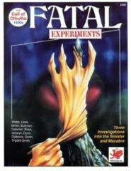 Call of Cthulhu: Fatal Experiments