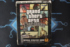 Grand Theft Auto San Andreas Bradygames Signature Series Guide with Map