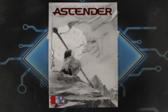 Ascender #1 Retailer Summit Signed Varaint (2019) Signed by Dustin Nguyen