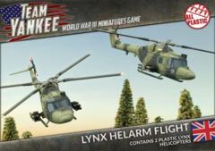 Lynx Helarm Flight TBBX05