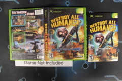 Destroy all Humans - Case