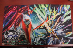 Cardfight Vanguard ARG State Championship Winter Series 2016 Top 8 Playmat