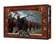 A Song Of Ice & Fire: Lannister Guardsmen SIF201