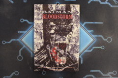 Batman Bloodstorm Hard Cover #1st (1994)