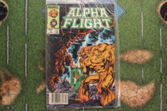 Alpha Flight #9 (1983, 1st Series)