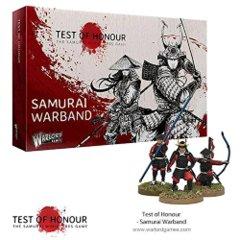 Test of Honour: Samurai Warband