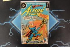 Superman's Action Comics #487