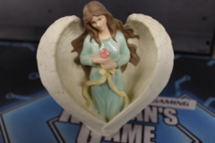 Angel Statue: Heart Form - Bliss #31002