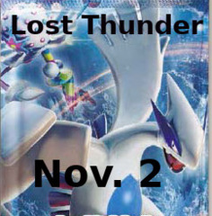 Sun & Moon: Lost Thunder Booster Box