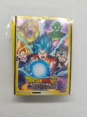 DBS Galactic Battle Tournament Promo Sleeves 50 Count