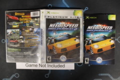 Need for Speed: Hot Pursuit 2 (Platinum Hits) - Case