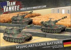 M109G Artillerie Batterie TGBX10