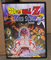 Dragon Ball Z: The Movie #04: Lord Slug (Unedited Version)