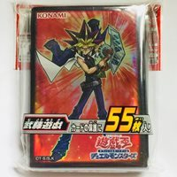 Japanese Yugioh Official Card Sleeve Protector Arc-V Yugi Muto 55 count