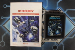 Asteroids with Instruction Manual