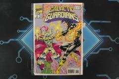 Galactic Guardians #4 (1994)