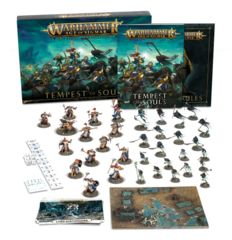 Warhammer Age of Sigmar Tempest of Souls Box Set