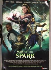 War of the Spark Movie Style Poster