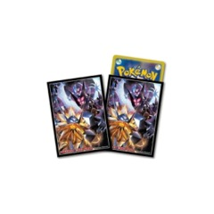 Pokemon Ultra Necrozma Sleeves 64 Count