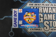 Animaniacs Instruction Manual (Game Boy)