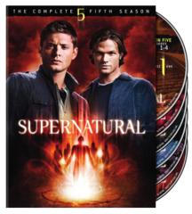 Supernatural (2005): The Complete 5th Season