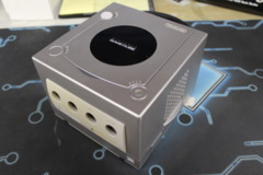 Gamecube Silver Console (System Only)